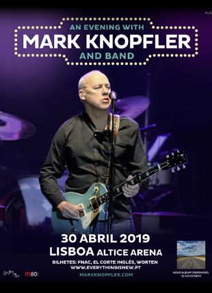 MARK KNOPFLER AN EVENING WITH