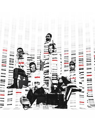 BACKSTREET BOYS DNA WORLD TOUR