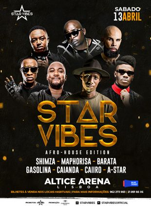 STAR VIBES AFRO HOUSE EDITION