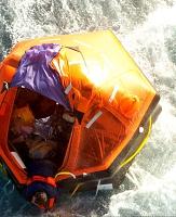 Resgate dos pescadores de Caxinas