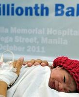 Danica, o bebé 7 mil milhões