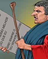 Mourinho e os seus 10 mandamentos