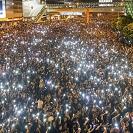 Hong Kong em ebulição
