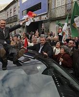 Cavaco Silva em Campanha Eleitoral para as Presidenciais