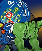 O Hulk de carga
