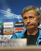 Mourinho feliz mas...