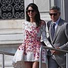 O solteirão Clooney é agora o homem casado Clooney