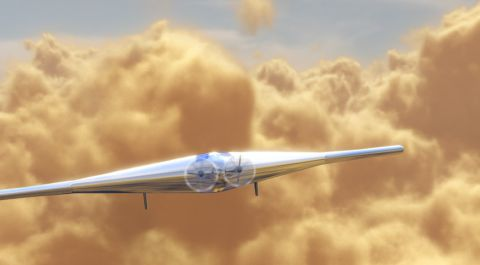 Inflatable Aircraft Is The Next Bet For Space Exploration