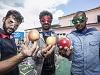 """Músicos famosos apoiam """"Heróis da Fruta"""""""