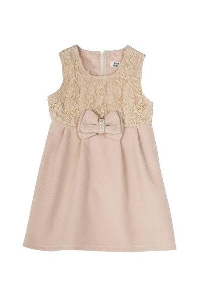 Se és fã de cor-de-rosa este é o look perfeito, vestido cor-de-rosa com lantojolas. Vestido Molly Bracken.