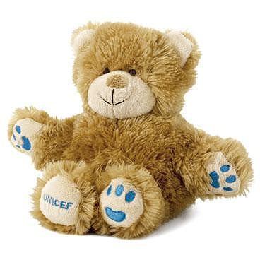 Urso fantoche - 13€