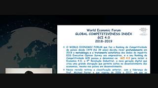 Apresentação do Ranking Global de Competitividade 2018