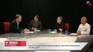"""""""Este não será o canal da FPF mas sim o canal do futebol português"""""""