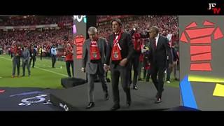 Ana Gomes vs SL Benfica: uma relação conturbada