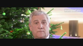 Mensagem de Natal do presidente do Parlamento Europeu