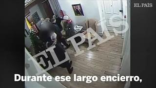 Reveladas imagens da vida de Assange na embaixada do Equador