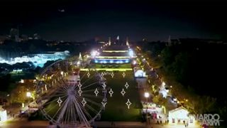 Christmas in Lisbon 2018 - Drone View  Natal em lisboa 2018