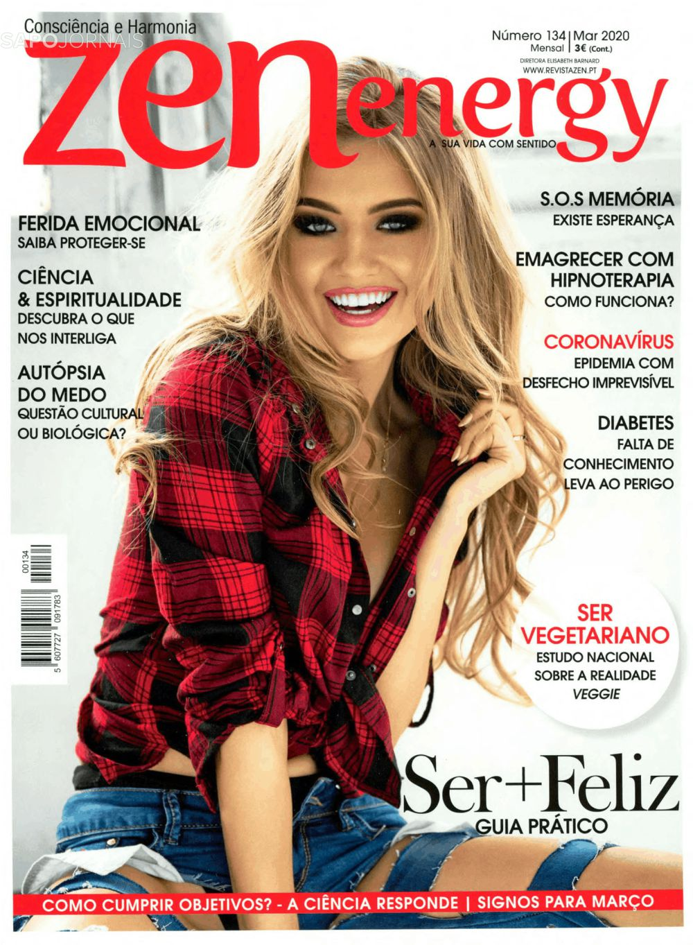 Capa da Revista Zen Energy