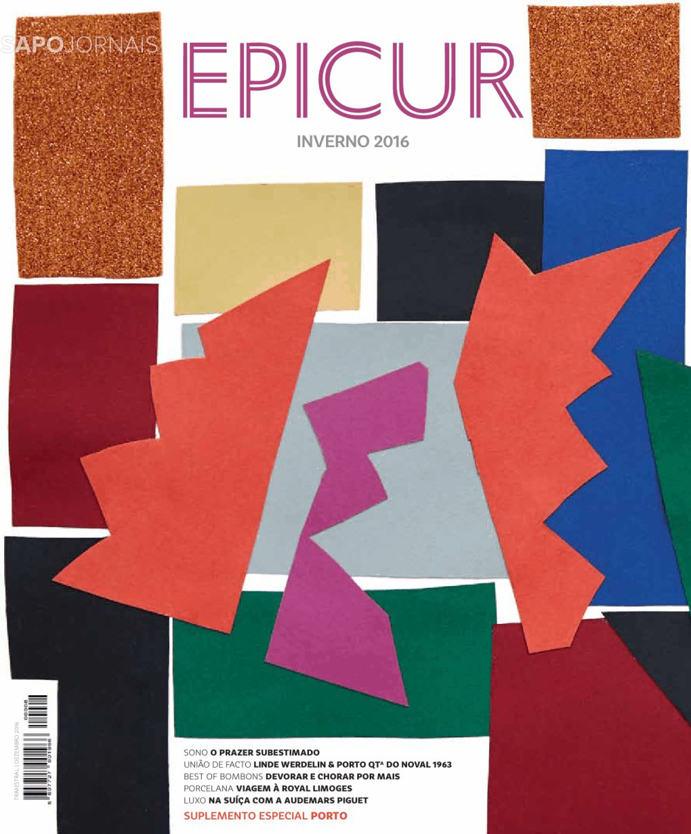 Capa da Revista Epicur