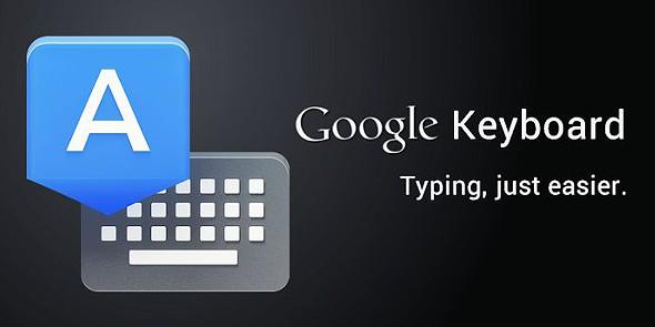 tek app teclado google