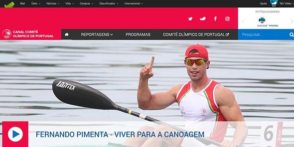 tek site sapo olimpicos