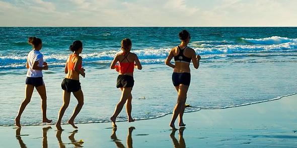 tek corrida mar