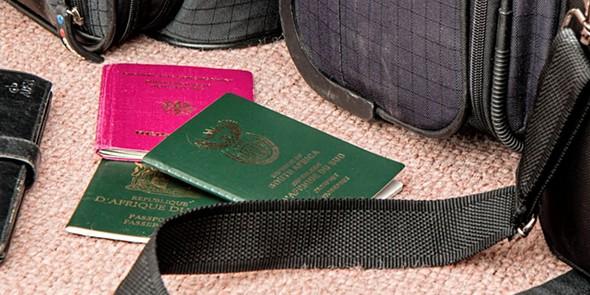 tek passaporte