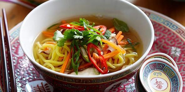 tek sopa de noodles