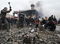 Ucrânia: Cenário de guerra em Kiev