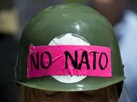 """""""Não"""" à Cimeira da NATO"""