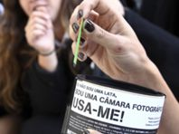Não sou uma lata, sou uma câmara fotográfica