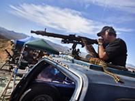 Um parque de diversões com armas para adultos