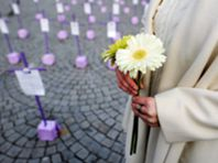 Violência doméstica: homenagem às vítimas