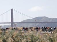 Golden Gate em São Francisco faz 75 anos