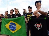 Onda de greves sacode o Brasil em véspera da Copa do Mundo