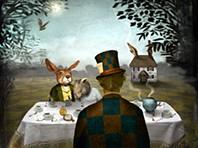 """""""Um chá para Alice"""" na Fundação Gulbenkian"""