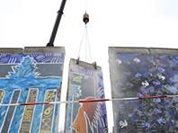 Muro de Berlim cede lugar a apartamentos de luxo