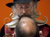 Barbas e bigodes para todos os gostos