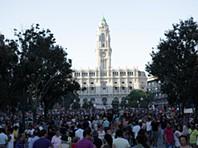 Manifestação 15 de setembro no Porto
