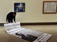Exposição dá a conhecer obra de Vieira da Silva