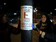 """Panfletos, cartazes e """"Grândolas"""" para preparar manifestação de 2 de março"""