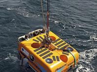 Robô submarino português volta ao mar