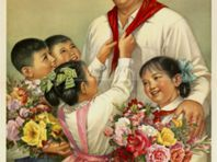 Museu do Oriente mostra cartazes de propaganda chinesa