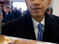 A dieta de Obama: gelados, bolos e até pernas de rã