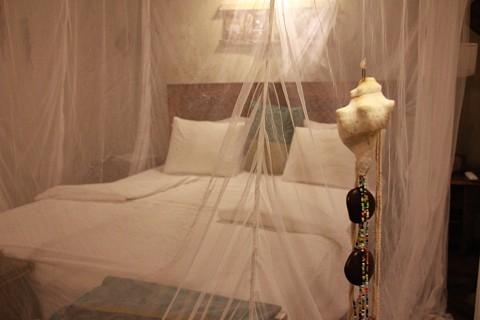 O interior de cada quarto (SAPO MZ/ Eliana Silva)