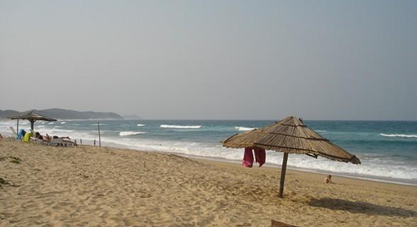Praia de Ponta do Ouro