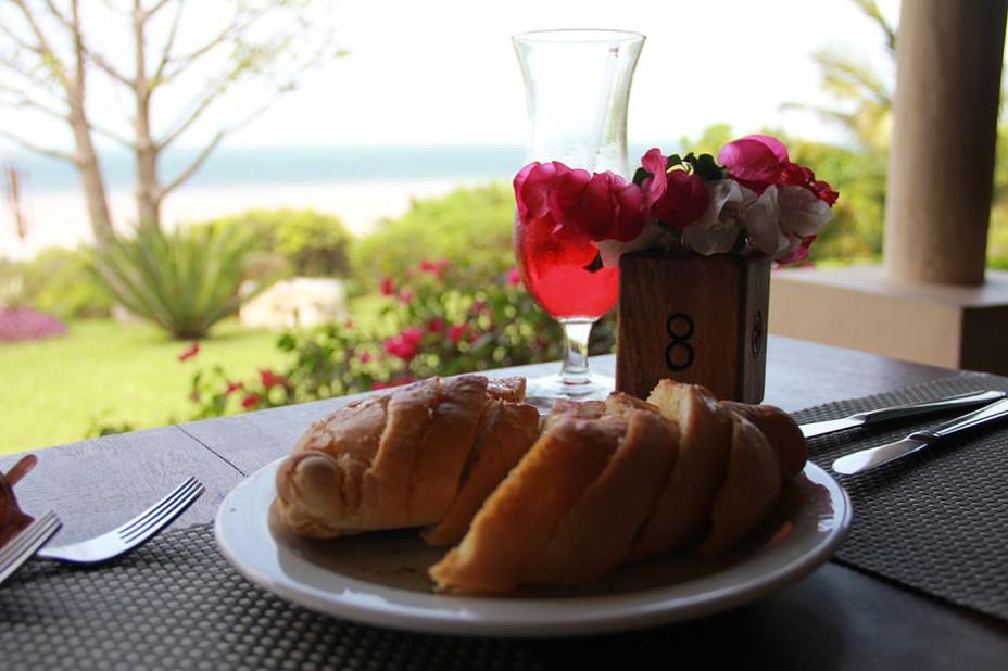 Pão de alho (SAPO MZ/ Eliana Silva)