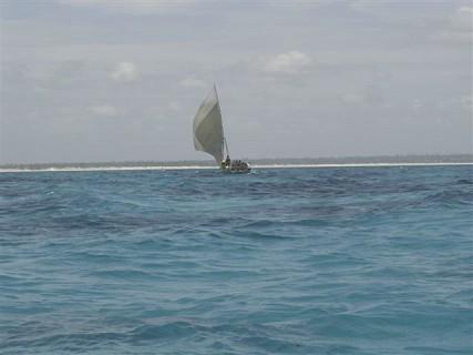 Ida à Ilha dos Sete Paus, Nampula