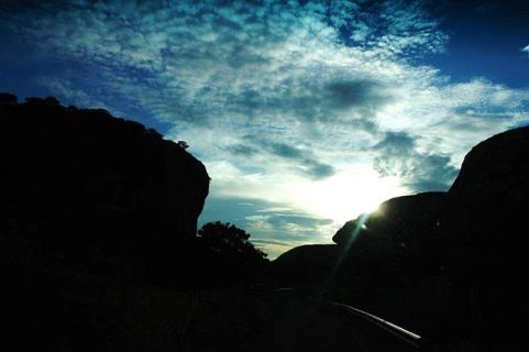 Pedras Negras Pungo N'dongo, Província de Malange. Fotos: Alberto Afonso|Nov09