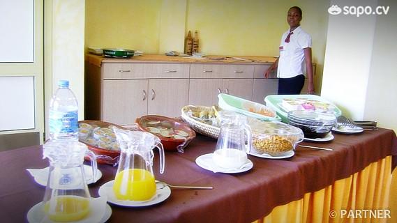Pequeno-almoço self-service